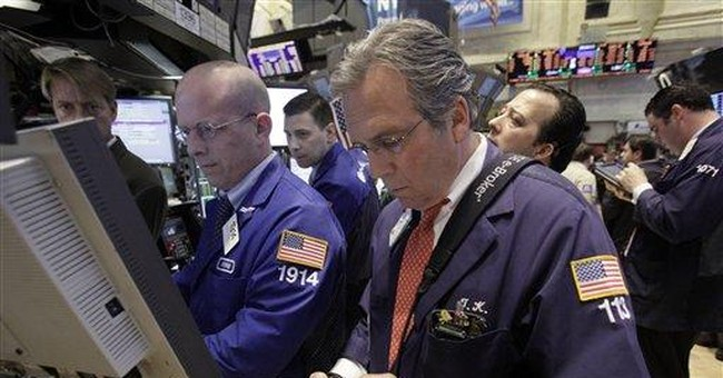 Europe weighs heavily on US stock market